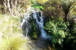 Broadwalk Waterfall