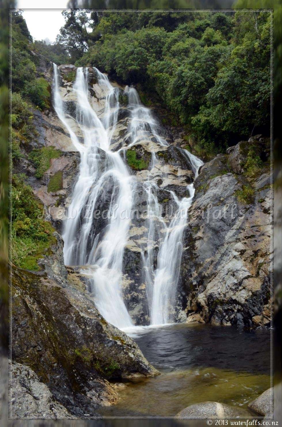Carew Falls