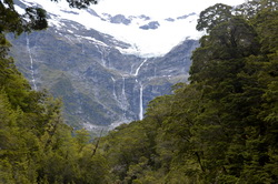 Glacier Burn Waterfalls